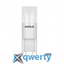 Maxus LED-337-T G9 1.7W 3000K 220V CR (1-LED-337-T)