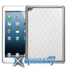 Designer Case Diamond Case for iPad mini White