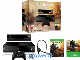 Microsoft Xbox ONE + TITANFALL + LIVE GOLD