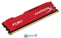 8GB DDR3 1866 MHz Kingston HyperX Fury Red (HX318C10FR/8)