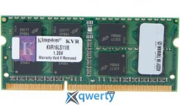 SODIMM 8Gb DDR3 1600Mhz Kingston (KVR16LS11/8)