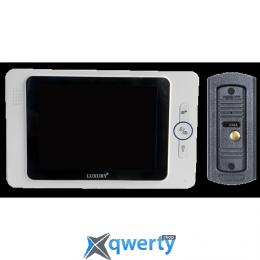 Luxury 835 R0 (домофон + панель)