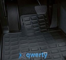 Коврики оригинальные для BMW X5 (E53) передние резиновые (51 47 0 000 578)