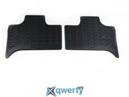 Коврики оригинальные для BMW X5 (E53) задние резиновые (51 47 0 000 579)