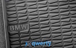 Коврики оригинальные для BMW X6 (E71) задние резиновые (51 47 2 239 642)