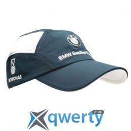 Бейсболка BMW Sauber F1 Team Nick Heidfeld Blue (80302146933)