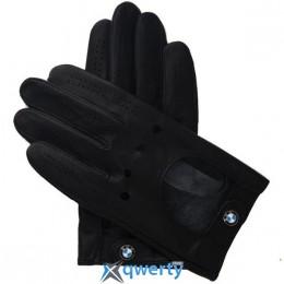 Кожаные перчатки BMW Leather Driving Gloves (размер XL) (80162150528)
