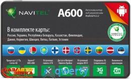 Navitel A600 СНГ+Европа