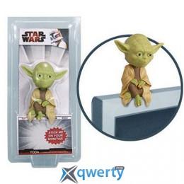 Фигурка Star Wars - Yoda Computer Sitter Figure