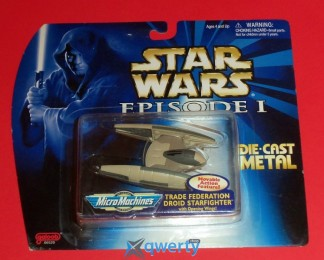 Galoob STAR WARS PRE TAN VULTURE DROID FIGHTER - 1998