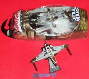 Hasbro STAR WARS GREEN ARC-170 - 2007