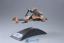 Фигурка HASBRO STAR WARS PAPLOO ON SPEEDER BIKE