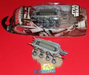 Фигурка Hasbro STAR WARS AT-OT - ORIGINAL RELEASE - 2007