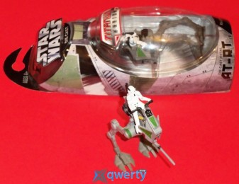 Фигурка Hasbro STAR WARS AT-RT TRANSPORT ORIGINAL RELEASE - 2005