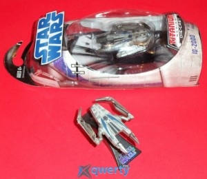 Фигурка Hasbro STAR WARS IG-88's IG-2000 - 2009 - 1st package design
