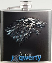 Фляга Game of Throne House Stark Stainless Steel 6 oz купить в Одессе