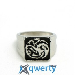 Кольцо Game of Thrones targaryen ring