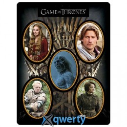 Набор магнитов Game of Thrones Character Magnet Set 2