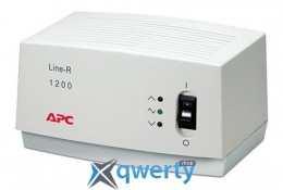 APC Power regulator/ conditioner 1200VA (LE1200-RS)