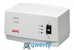 APC Power regulator/ conditioner 1200VA (LE1200-RS)