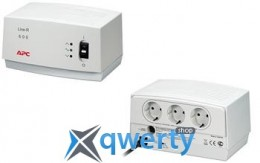 APC Power regulator/ conditioner 600VA (LE600-RS)