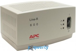 APC Power regulator/ conditioner 600VA (LE600I)