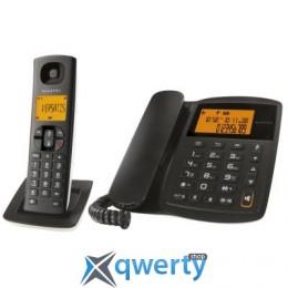 DECT Alcatel Versatis E100 Combo Black-White (3700601408416)