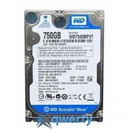 2.5 750GB Western Digital (WD7500LPCX)