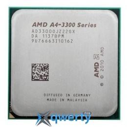AMD FM1 A4-3300 Tray (AD3300OJZ22HX / AD3300OJZ22GX)