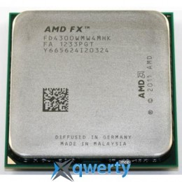 AMD AM3+ FX-4300 Tray (FD4300WMW4MHK)