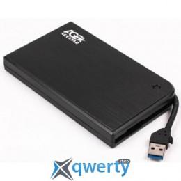 AgeStar 3UB 2A14 USB 3.0 (Black)