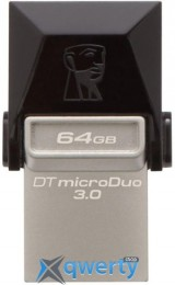 Kingston DataTraveler microDuo 64GB (DTDUO3/64GB)