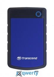 Transcend StoreJet 25H3P 1TB TS1TSJ25H3B 2.5 USB 3.0 External