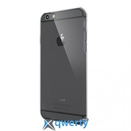 Colorant C0 Clear case PC for Apple iPhone 6 4.7-Clear Black 7516
