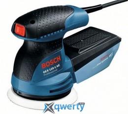 Эксцентриковая шлифмашина Bosch GEX 125-1 AE (0.601.387.500)