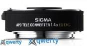 Sigma 1.4 X AF APO DG Canon