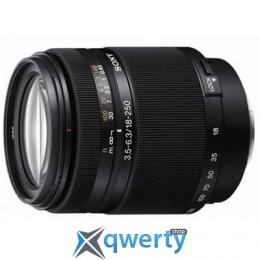 Sony 18-250mm, f/3.5-6.3 DSLRA100 (SAL18250.AE) Официальная гарантия!