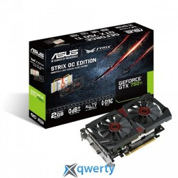 ASUS GeForce GTX 750 Ti STRIX 2GB OC GDDR5 (STRIX-GTX750TI-OC-2GD5)