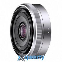 Sony 16mm, f/2.8 для камер NEX (SEL16F28.AE) Официальная гарантия!