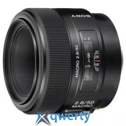 Sony 50mm, f/2.8 Macro DSLRA100 (SAL50M28.AE) Официальная гарантия!