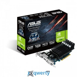 Asus PCI-Ex GeForce GT 730 1024MB DDR3 (64bit) (902/1800) (VGA, DVI, HDMI) (GT730-SL-1GD3-BRK)