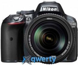 Nikon D5300 18-140mm VR Kit (VBA370KV02)