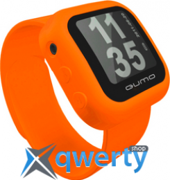 Qumo SportsWatch 4 GB Orange