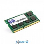 2 GB SO-DIMM DDR3 1600 MHz GOODRAM (GR1600S3V64L11/2G)