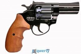 Револьвер Флобера PROFI 3 черный бук