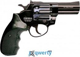 Револьвер Флобера PROFI 3 черный пластик