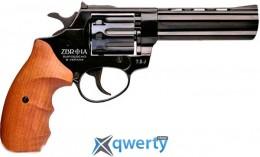 Револьвер Флобера PROFI 4.5 черный бук