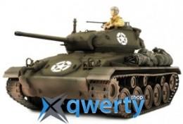 Модель американского легкого танка M24 CHAFFEE