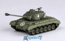 Модель американского среднего танка M26 Pershing