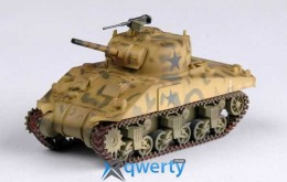 Модель американского среднего танка M4 Sherman (36253)